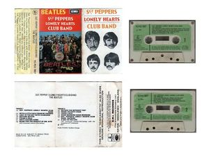 Beatles_first_cassette